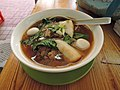 The local style noodle soup for breakfast.jpg