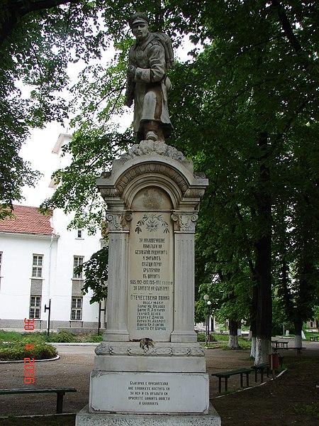 File:The monument of Serbian-Bulgarian war.jpg