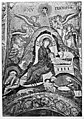 The nativity, 12thC mosaic showing swaddling and bathing Wellcome M0013518.jpg