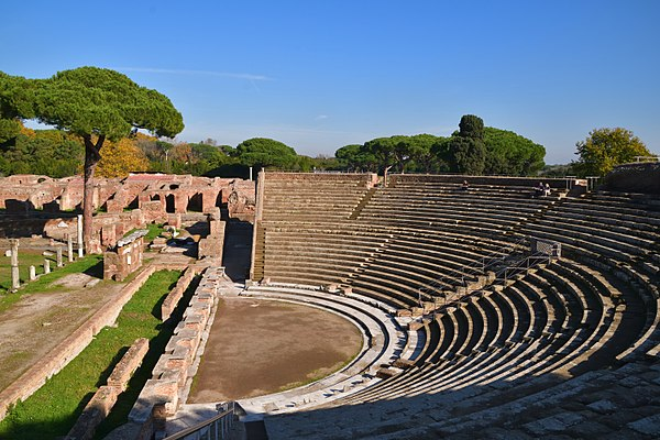 Rome Travel Guide, Ostia Antica Ruins