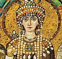https://upload.wikimedia.org/wikipedia/commons/thumb/8/85/Theodora_mosaic_-_Basilica_San_Vitale_%28Ravenna%29.jpg/200px-Theodora_mosaic_-_Basilica_San_Vitale_%28Ravenna%29.jpg