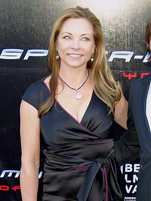Theresa Russell - Russell at the 2007 Tribeca Film Festival.