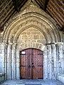 Thiverny (60), église Saint-Leufroy, portail.jpg