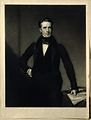 Thomas Drummond. Mezzotint by H. Cousins, 1841, after H. W. Wellcome V0001671.jpg