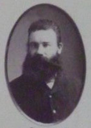 John Cahill Medal - Thomas Smith