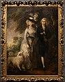 Thomas gainsborough, mr e mrs william hallett (la passeggiata mattutina), 1785, 01.jpg