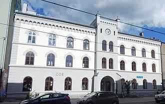 Jacob Wilhelm Nordan - Image: Thorvald Meyers gate 38