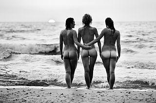 Black People Nude Beach