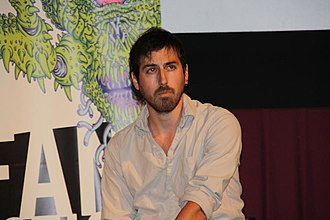 Ti West - West in September 2009