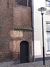 tiel rijksmonument 35598 poortje st.walburgstraat 17