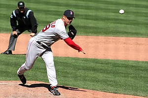 Tim Wakefield Pitching.jpg