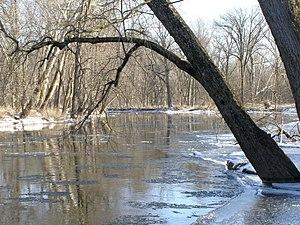 Tippecanoe River State Park - Image: Tippecanoe R SP Indiana The River P1300080