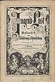 Titelblatt - Wochenschrift Jugend-Lust - 1879.jpg