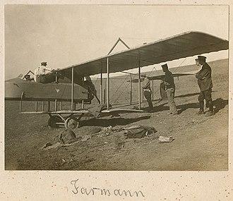 Farman HF.30 - Image: Title Farmann (9315805324)