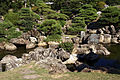 Tokushima Castle lordly Front Palace Garden02s3872.jpg
