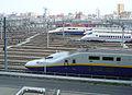 Tokyo Shinkansen Rolling Stock Center 01.jpg