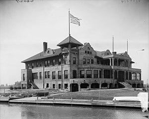Toledo Yacht Club - Image: Toledo Yacht Club, Toledo (Lucas County, Ohio)