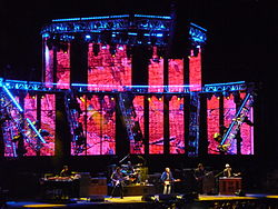 Tom Petty & the Heartbreakers live (2010)
