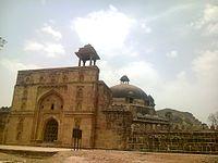 Tomb of Bakhtiyar khan.jpg