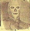 Torbellino Blanco - Mesquite Wrestling Official Program - 14 April 1960 (cropped).jpg