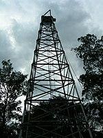 Torre Engenheiro Ângelo Balloni, importante marco na história da cidade.