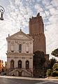 Torre delle Milizie, S Caterina da Siena.jpg