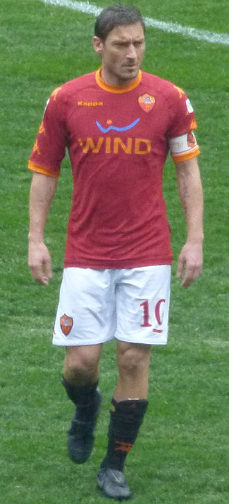 Francesco Totti - Totti in 2011
