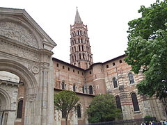 Toulouse - Kathedrale.JPG