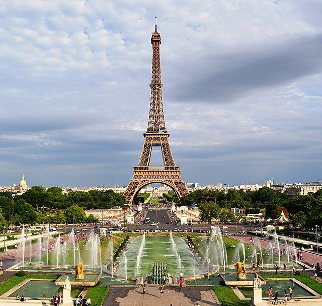 Jardins du Trocadéro