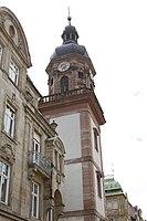 Tower - Providenzkirche - Heidelberg - Germany 2017.jpg