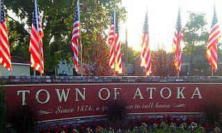 Atoka, Tennessee Town