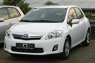 Toyota Auris - Auris Hybrid