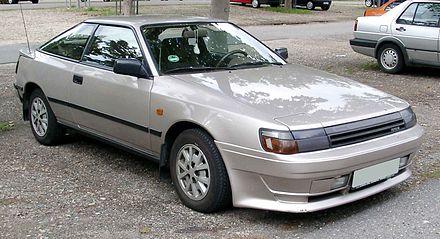 Toyota Celica  Wikiwand