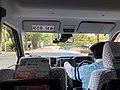 Toyota JPN Taxi interior.jpg