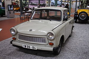Trabant - Trabant 601 limousine