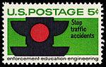 Traffic Safety 5c 1965 issue U.S. stamp.jpg