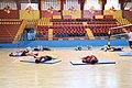 Training of the volleyball team of Espérance sportive de Tunis- entraînement de l'équipe volley-ball de l'Espérance sportive de Tunis-تمارين فريق الترجي الرياضي التونسي للكرة الطائرة photo4.jpg