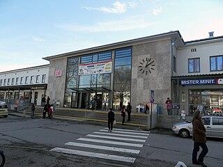 Rosenheim station railway station in Rosenheim, Germany