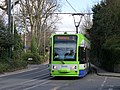Tram Approaching East Croydon - geograph.org.uk - 1192931.jpg
