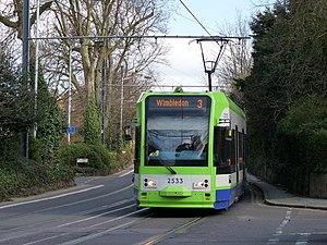 Tramlink route 3