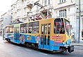 Tramway in Sofia in Alabin Street 2012 PD 052.jpg