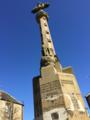 Tranent War Memorial from below.png