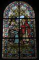 Trans-la-Forêt (35) Église Saint-Pierre Intérieur Vitrail 03.jpg