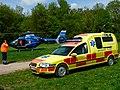 Trans Hospital Volvo V80.jpg