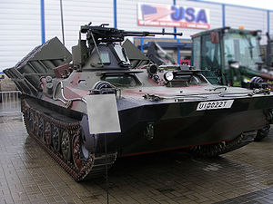 Opal (armoured personnel carrier) - Kroton