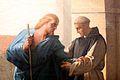 Trappist monks welcoming a stranger by Jules-Joseph Dauban-IMG 6968.JPG