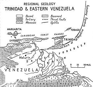 Trinidad geology