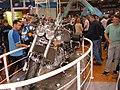 Triumph Rocket III 2004 NEC launch2.JPG