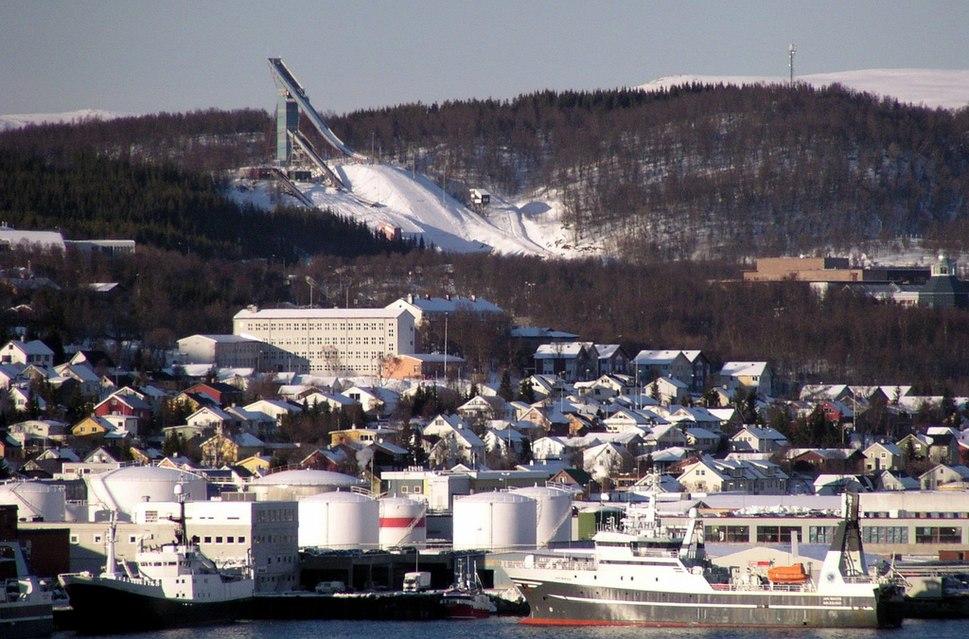 TromsoJumpingHill