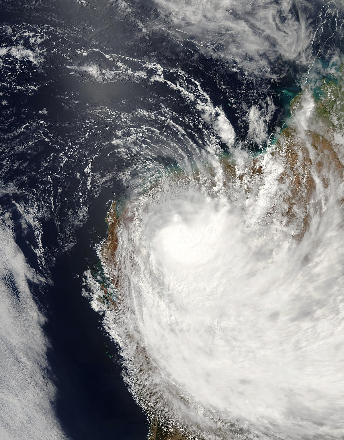 Cyclone Emma (2006) - Wikipedia